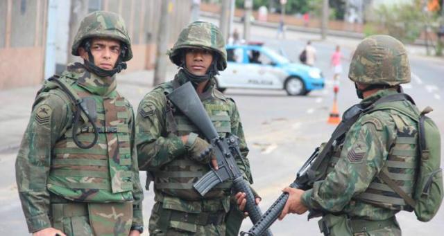 Fuzileiros navais vão reforçar segurança na Rio 2016 -