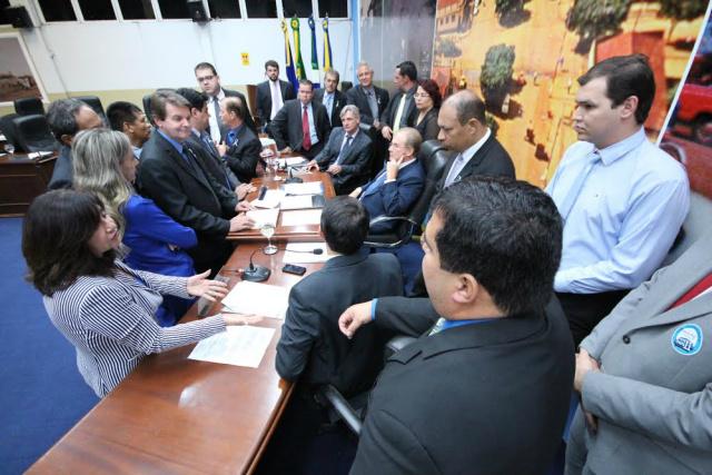 Câmara de Vereadores de Dourados realizou 24 sessões este ano. - Crédito: Foto: Thiago Morais/CMD