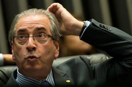 Eduardo Cunha teria recebido propina em 12 operações do FI-FGTS. - Crédito: Foto: Marcelo Camargo/23.03.2016/Agência Brasil