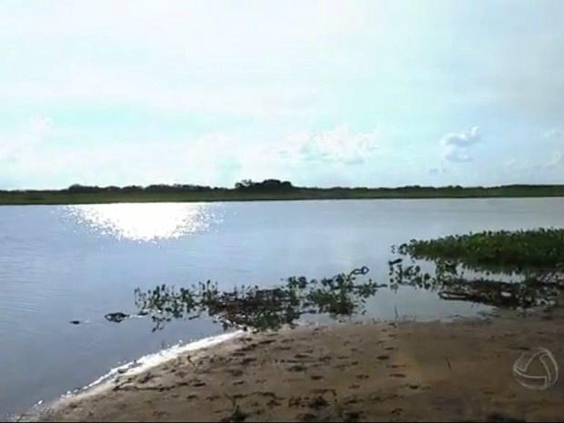 Parte do parque estadual Várzeas do Rio Ivinhema está localizada no município de Jateí, que terá o maior percentual no ICMS Ecológico de 2017 - Crédito: Foto: Reprodução/TV Morena