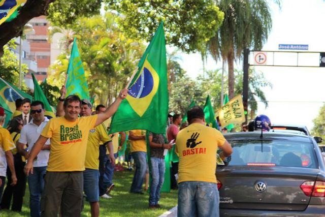 Movimentos se unem  hoje e dia 31 em manifestos na Capital. - Crédito: Foto: Divulgação