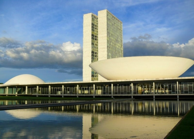 Palácio do Planalto. - Crédito: Foto: Divulgação