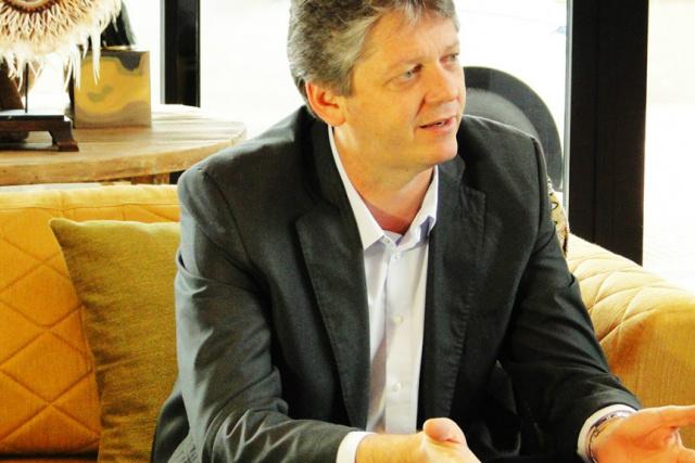 Secretário Jaime Verruck avalia aumento na taxa de juro. - Crédito: Foto: Divulgação