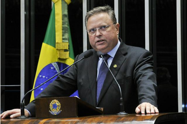 O ministro da Agricultura, Blairo Maggi. - Crédito: Foto: Divulgação