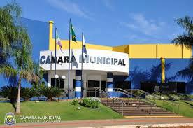 Câmara Municipal de São Gabriel do Oeste. - Crédito: Foto: Divulgação