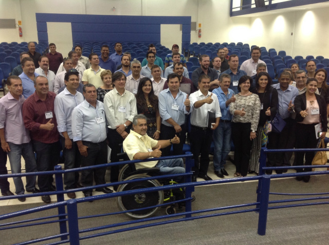 PTB reuniu dirigentes municipais na Capital para discutir as eleições. - Crédito: Foto: Divulgação