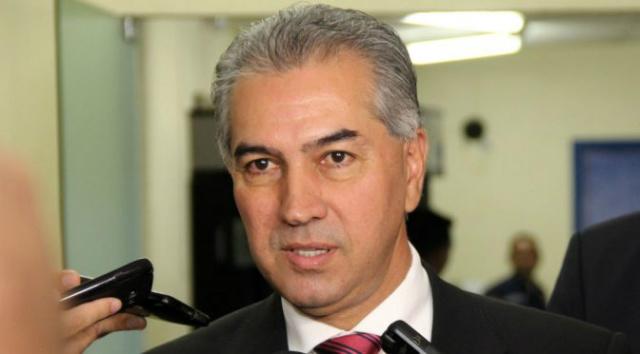 Reinaldo se reúne com ministro da Agricultura nesta terça -