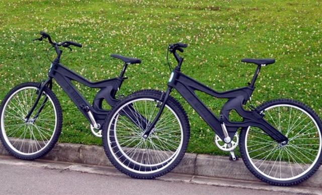 Conheça a produção de bicicletas 100% feitas de garrafa PET -