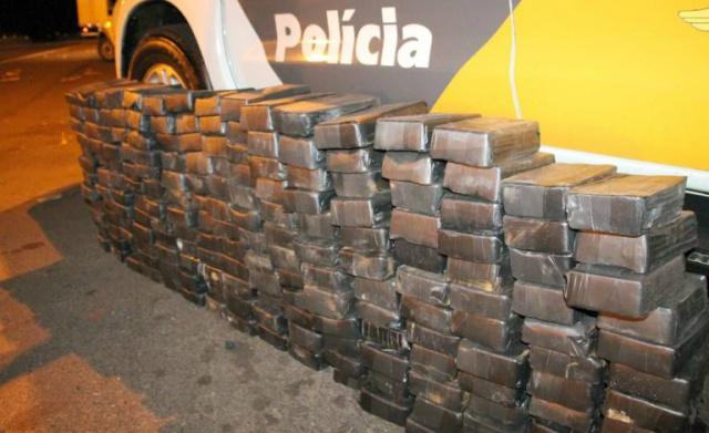 Rio-brilhantense é preso em São Paulo com carga milionária de crack - Crédito: Foto: Repórter Orinhos/Reprodução