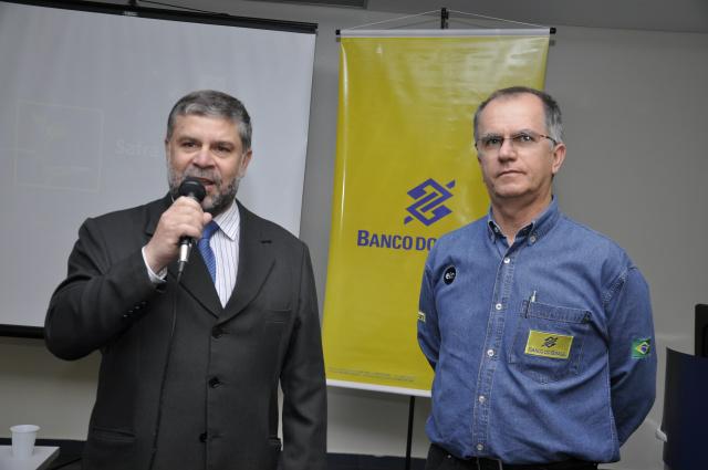 BB anunicou oficialmente ontem a liberação dos recursos com participação de setores da economia em Dourados assim como na Capital. - Crédito: Foto: Hedio Fazan