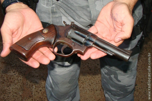 Porte Rural de arma de fogo é aprovado para produtores rurais -