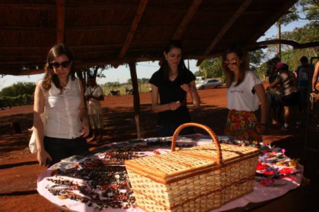 Imprensa nacional conhece atrativos culturais e turísticos de Dourados -