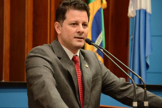 Deputado Renato Câmara propõe discussão sobre saúde pública. - Crédito: Foto: Divulgação