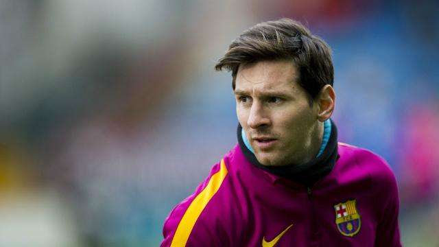 Messi vai recorrer de sentença que o condenou a 21 meses de prisão -
