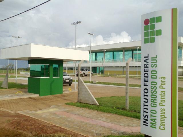 IFMS abre concurso público para 60 vagas; salário até R$ 3,6 mil -