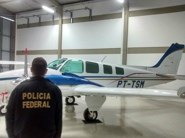 Operação tem mandados de apreensões de aeronaves - Foto: Divulgação -