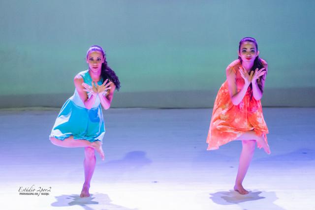 Studio Blanche Torres leva balé para o palco do Municipal nesta sexta-feira. - Crédito: Foto: Estúdio 2por2