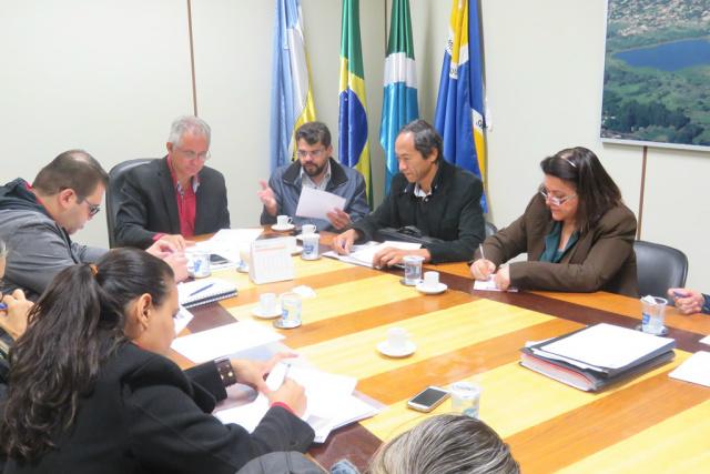 Educadores apelam à Câmara de Dourados por reivindicações. - Crédito: Foto: Divulgação