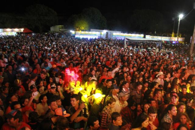 A tradicional Festa Julina de Nova Andradina, - Crédito: Foto: Divulgação