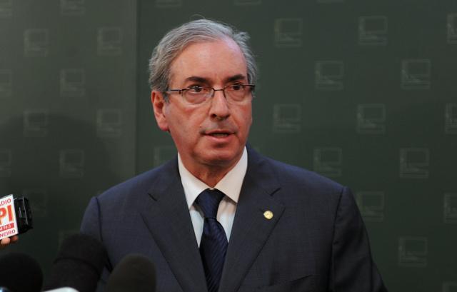 Sessão para analisar caso de Cunha tem início nesta tarde -