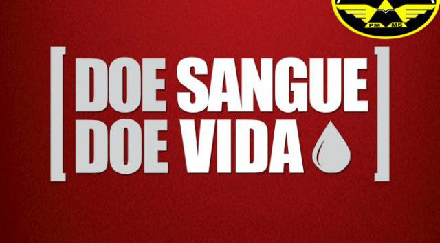 Polícia Militar Rodoviária realiza campanha de doação de sangue -