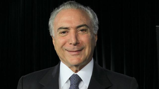 Temer diz que escolha de Castro mostra que governo não vai interferir na Câmara -