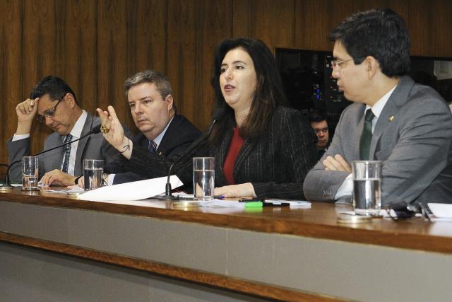 Simone diz que projeto sobre abuso de autoridades que precisa ser mais bem estudado. - Crédito: Foto: Waldemir Barreto/Agência Senado