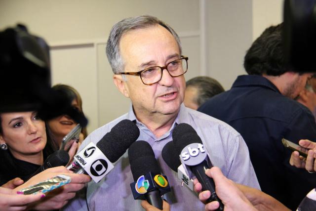 Secretário de Produção e Agricultura Familiar, Fernando Lamas. - Crédito: Foto: Chico Ribeiro