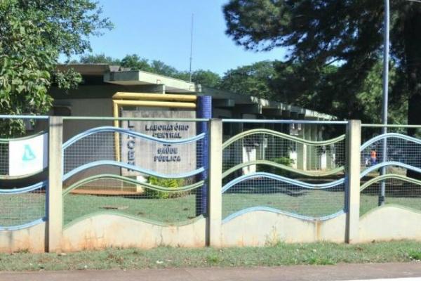 Existe a possibilidade de o laboratório de toxicologia ser instalado em área do Laboratório Central em Campo Grande, na Vila Ipiranga - Crédito: Foto: Alcides Neto/campograndenews