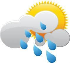 Sexta-feira com possibilidade de chuva -