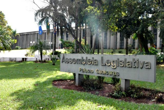 Sai edital do primeiro concurso da Assembleia Legislativa de MS - Crédito: Foto:  Wagner Guimarães/Agência ALMS