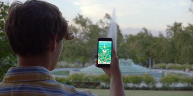 Pokémon GO faz bem para a saúde -