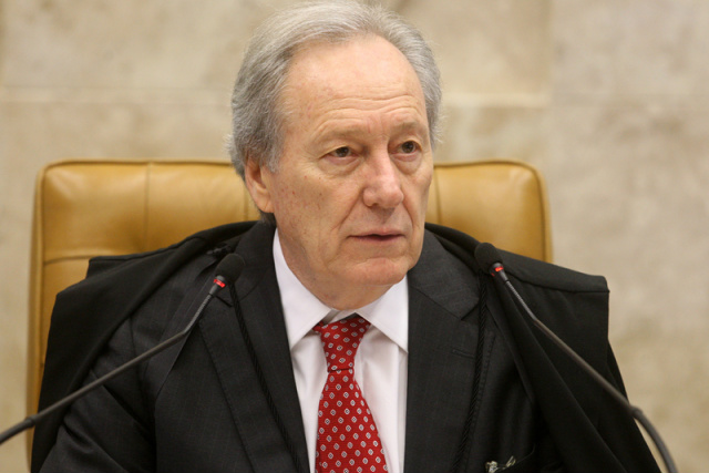Presidente do Supremo Tribunal Federal - Crédito: Foto: Agência Brasil