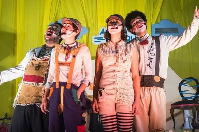 Espetáculo musical do Grupo Casa é um alerta a destruição do planeta Terra -