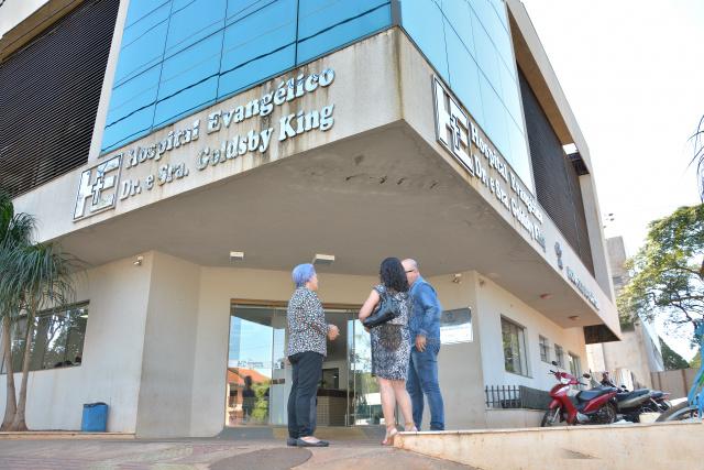 Hospital do Câncer de Dourados está com dificuldades para atender a demanda reprimida. - Crédito: Foto: Marcos Ribeiro