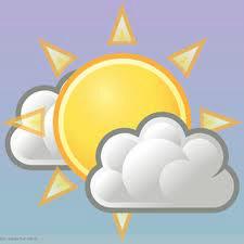 Previsão do tempo para esta quinta-feira -
