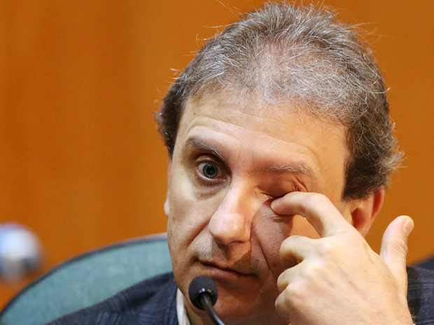 Foto: Doleiro Alberto Youssef - Reuters -