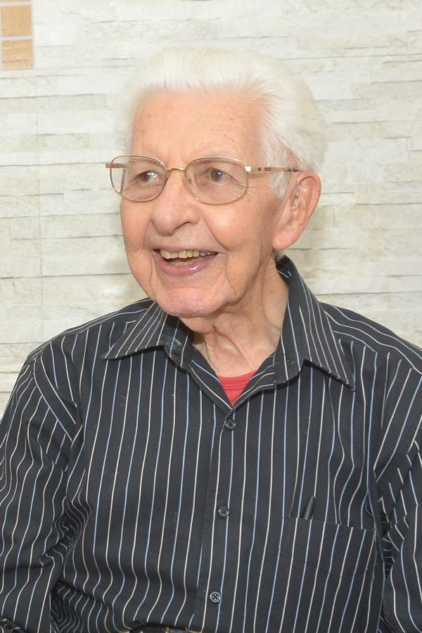 Julio Capilé estava internado e morreu em decorrência de complicações de saúde Foto: Marcos Ribeiro/Arquivo -