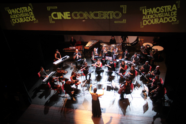 Concerto Orquestra UFGD. -