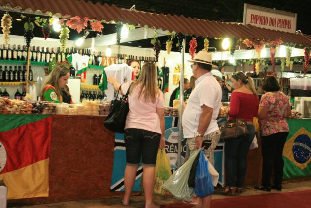 Edição especial da feira gaúcha segue até domingo no Círculo Militar -
