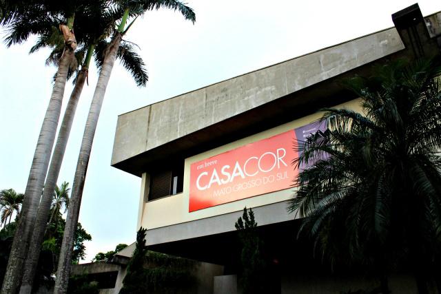 CASA COR MS inicia contagem regressiva para sua abertura -