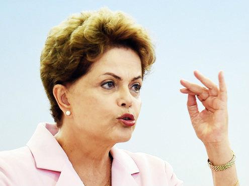 Dilma Rousseff. - Crédito: Foto: Reprodução