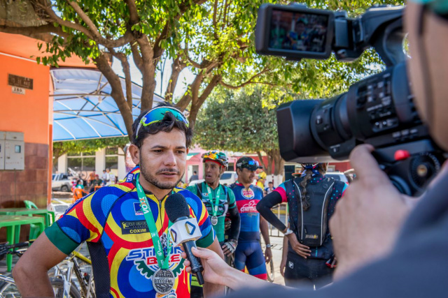 Equipe Strong Bike se destaca no desafio Serra da Bodoquena  -
