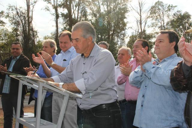 Governador autoriza obra de Avenida que dá acesso à UEMS da Capital -
