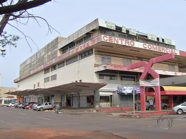 Crime aconteceu na antiga rodoviária de Campo Grande - Crédito: Foto: Reprodução/TV Morena