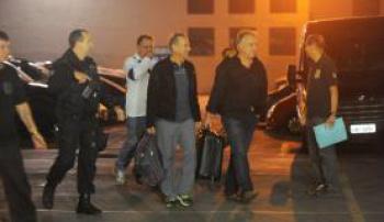 O ex-diretor da Delta Cláudio Abreu - Crédito: de preto