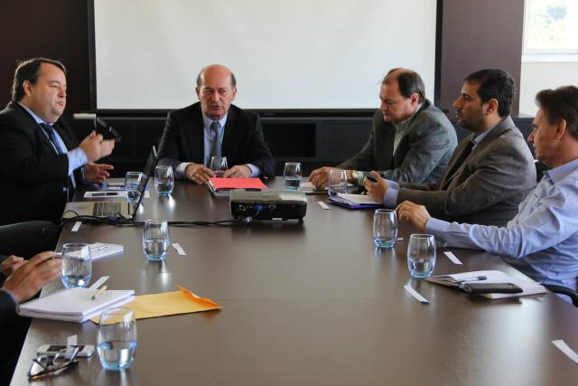 UEMS reúne instituições de 4 países para discutir Rota Bioceânica   -