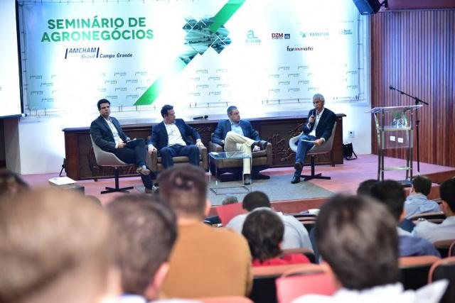 Evento realizado na última quinta-feira em Campo Grande reuniu mais de 100 pessoas.   -