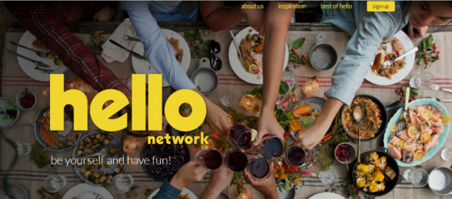 Hello Network. -