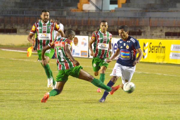 Com a vitória, o Fluminense, que venceu a primeira partida contra o Sete pelo mesmo placar, vai enfrentar o Ceilândia nas oitava de final. Foto: Marcos Ribeiro -